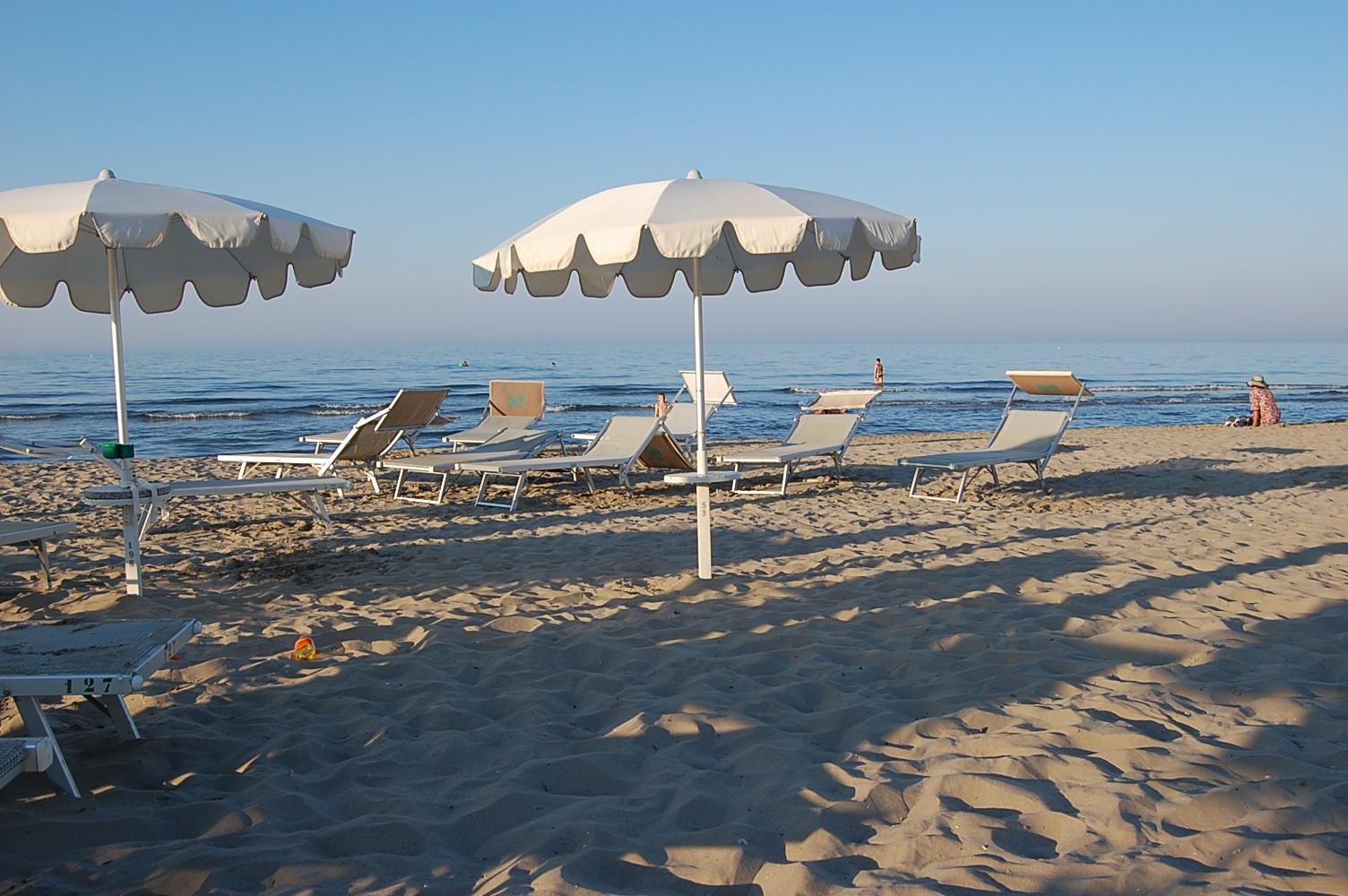Strand van Civitanova