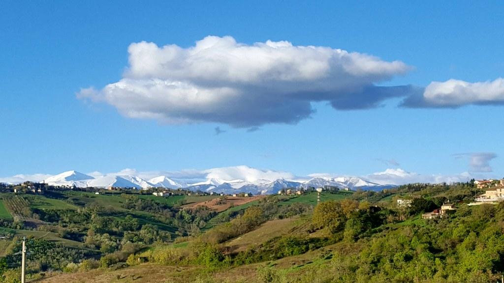 Prachtig uitzicht, Agriturismo-camping Quarantaquattro